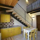 Angolo cottura appartamento Rosmarino